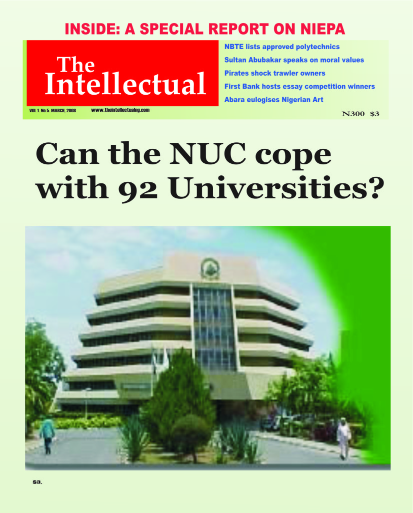 Can the NUC cope with 92 Universities?