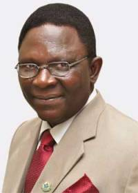 Prof.Oyewole, President, Association of African Universities