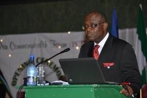 Prof. Olugbemiro Jegede