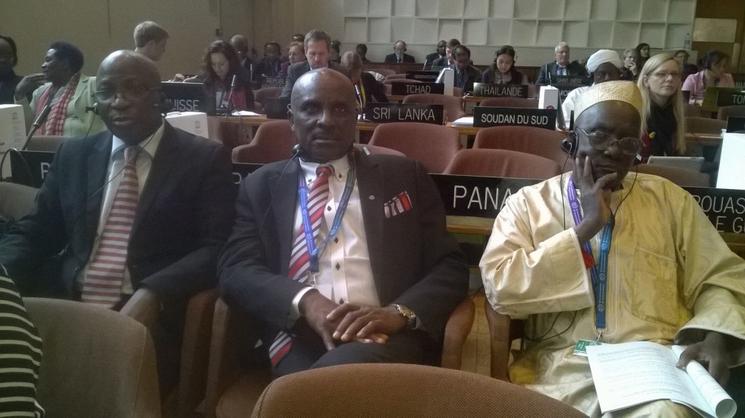 Delegates-