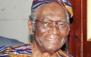 The Late Prof Aliu Babatunde Fafunwa