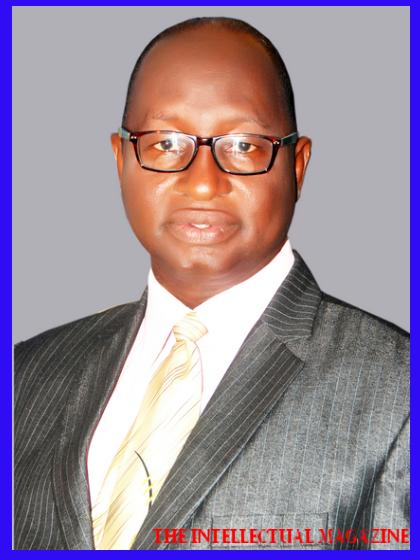 Mr. Ungbo G. Wayuhku:Principal, Zaria Academy